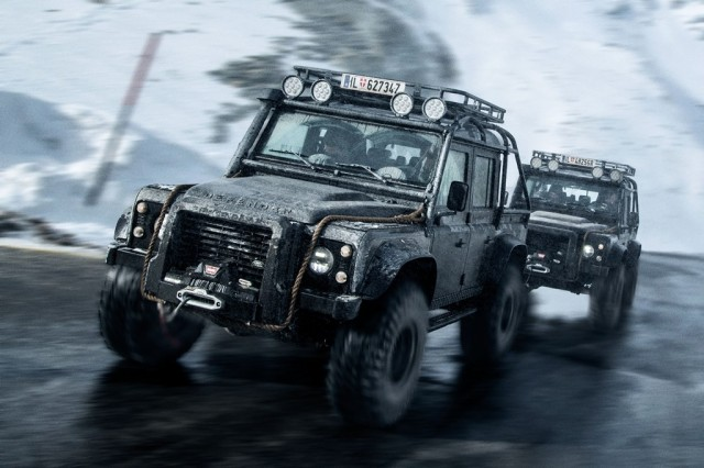Land Rover Defender 2017 Model Future Cars Release Date