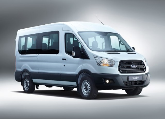New Ford Transit 03