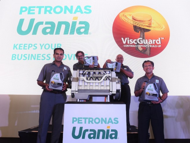 PETRONAS Urania with ViscGuard Malaysia Launch (1)