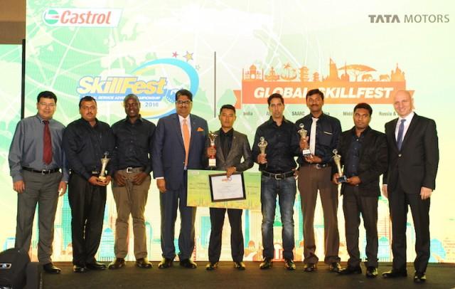 Tata DHVCall winners