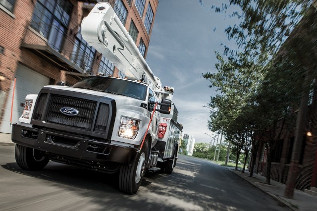ford heavy