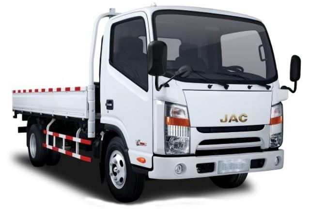 JAC-N-Series-High-End-Light-Truck