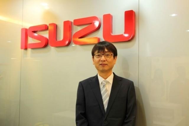 Isuzu Malaysia CEO_ Koji Nakamura