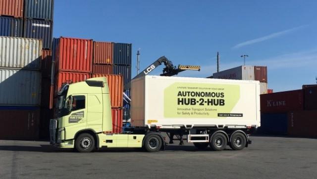 TRANSPORT Volvo