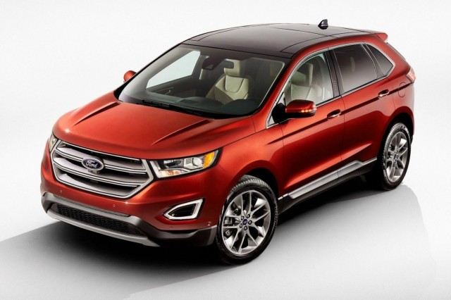 2019 Ford Edge   Front High Resolution