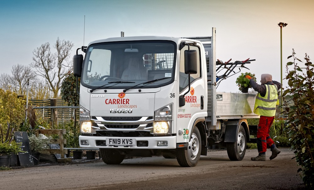 Isuzu Carrier