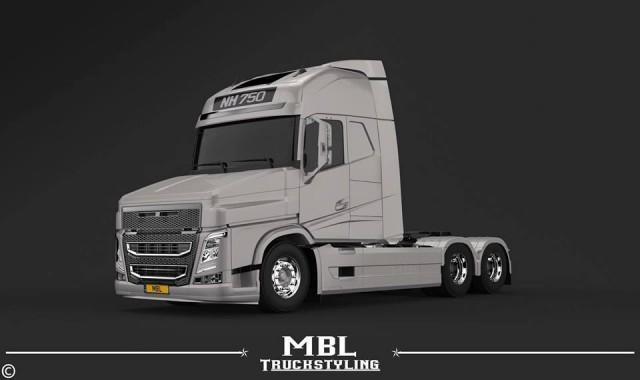 Volvo NBL 2020