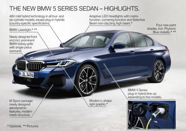 new bmw 5 series