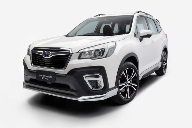 Forester GT 1