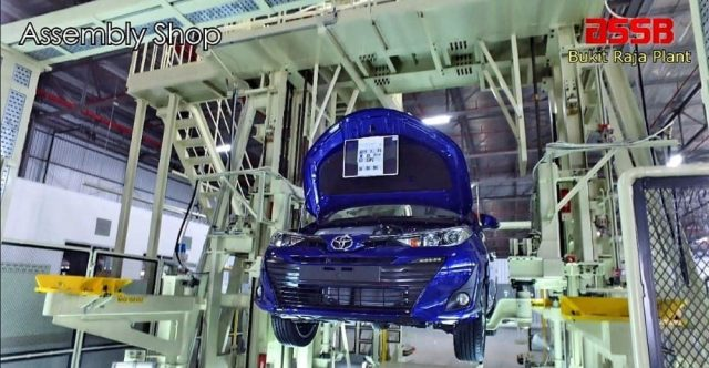Toyota ASSB
