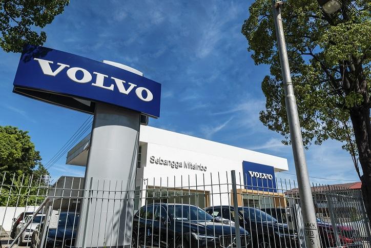 Volvo 3S Centre Sabah