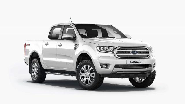 New Ford Ranger XLT Plus