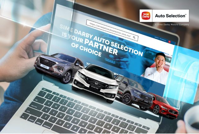 sime darby auto selection