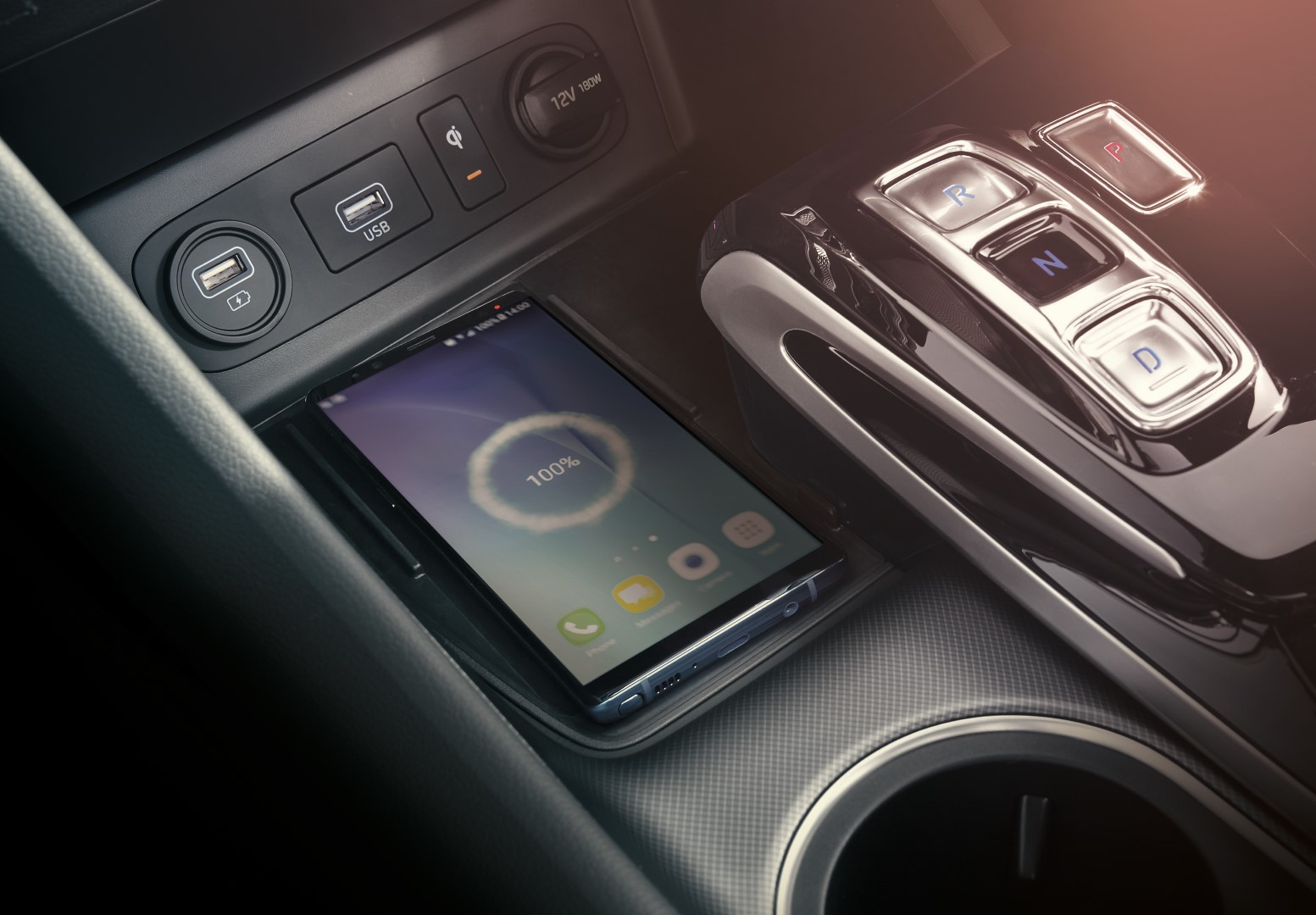 hyundai sonata wireless charging
