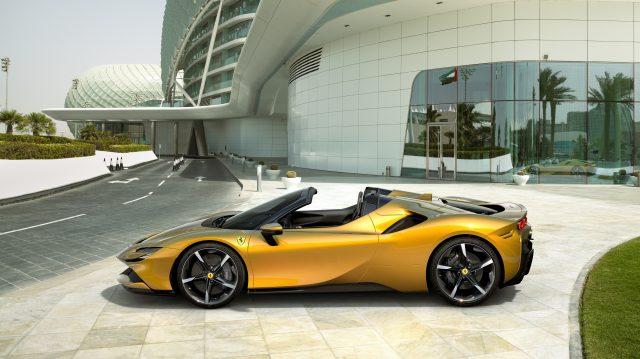 2020 Ferrari SF90 Spider