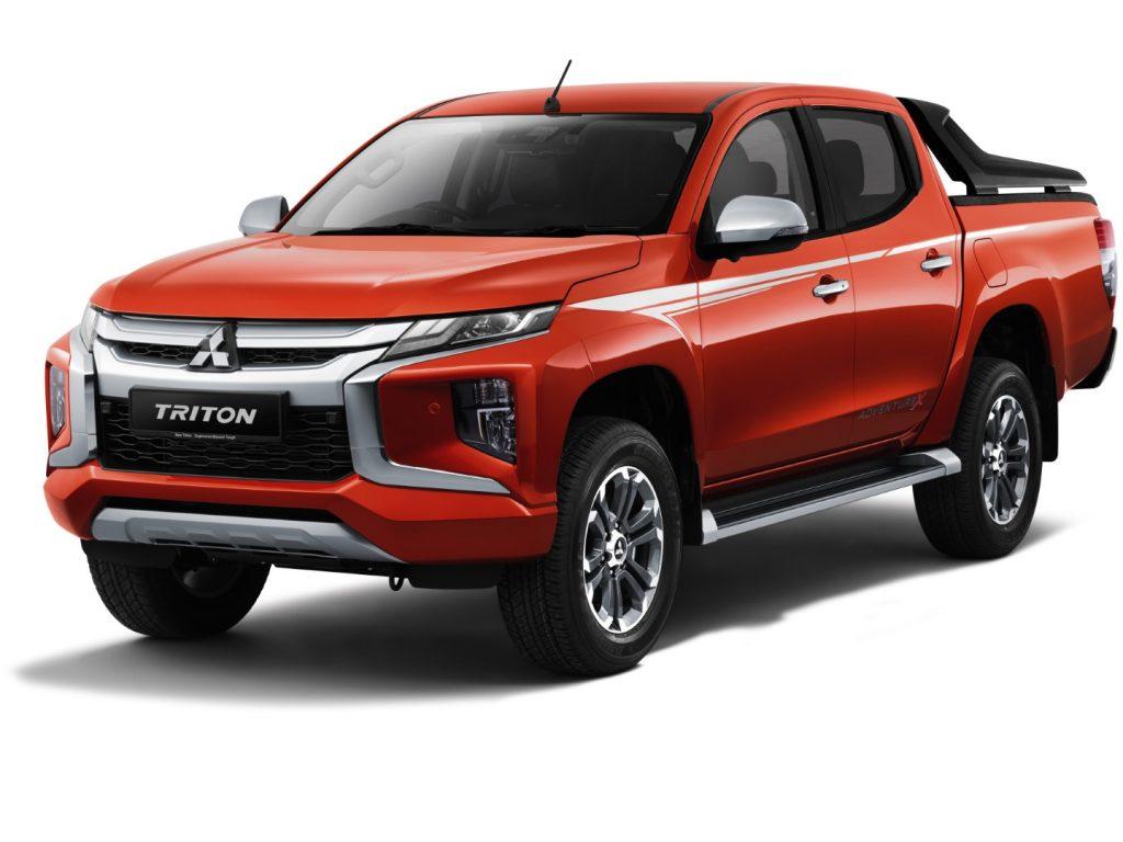 2020 Mitsubishi Triton Adventure X