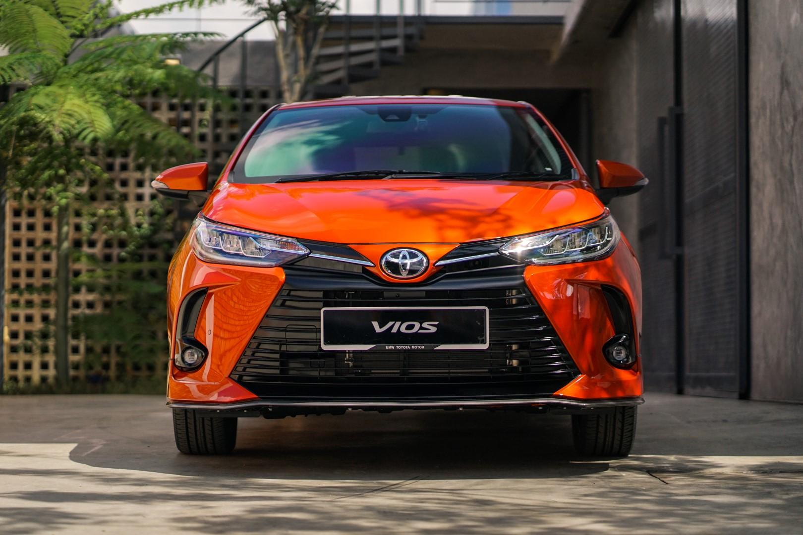 2020 Toyota Vios Facelift
