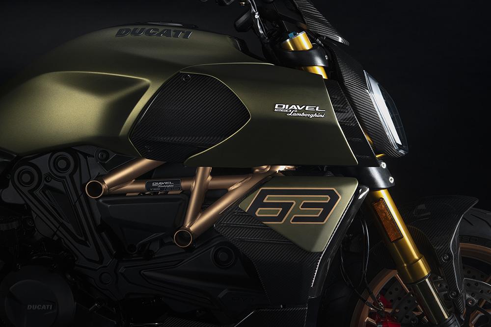 Ducati Diavel 1260 Lamborghini 63