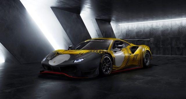 Ferrari 488 Modificata