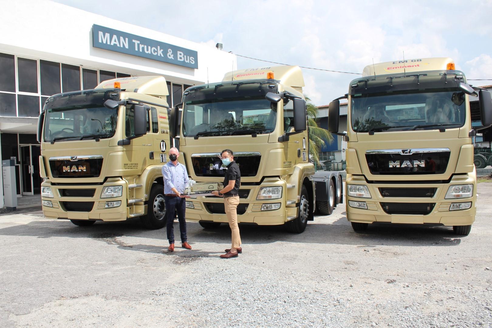 MAN Port Klang new outlet