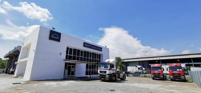 MAN Port Klang launch