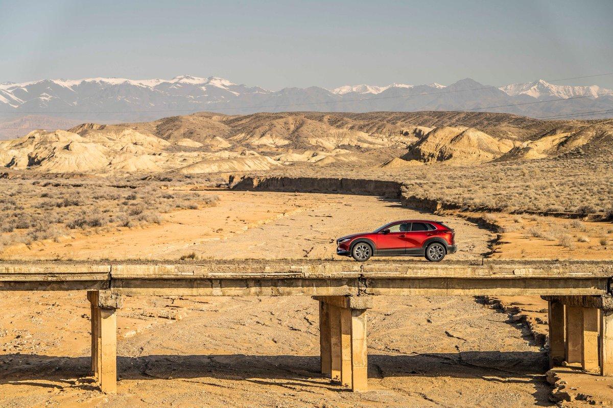 Mazda CX-30 kazakhstan