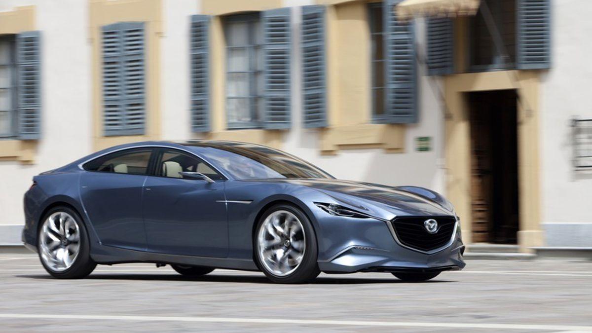 Mazda Kodo Shinari