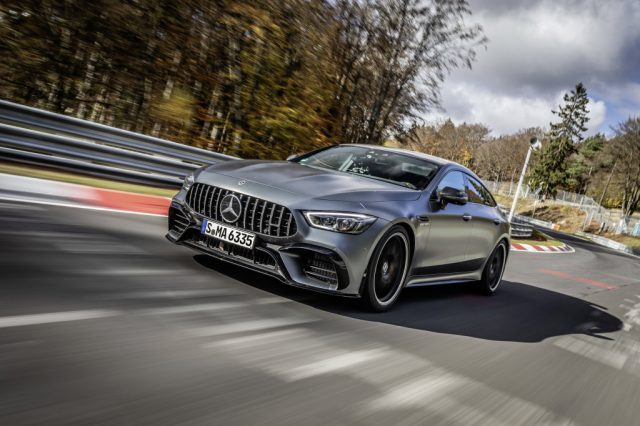 Mercedes-AMG GT 63 S 4MATIC Nurburgring