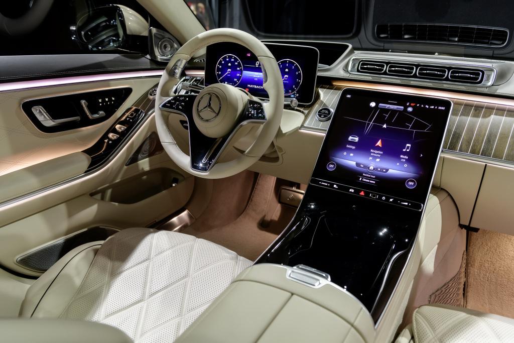 Mercedes-Maybach S-Class 11