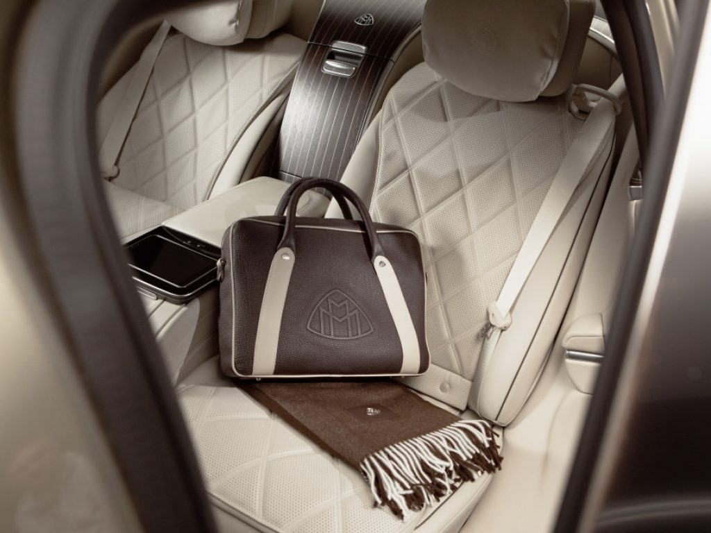 Mercedes-Maybach S-Class Counsellor Bag