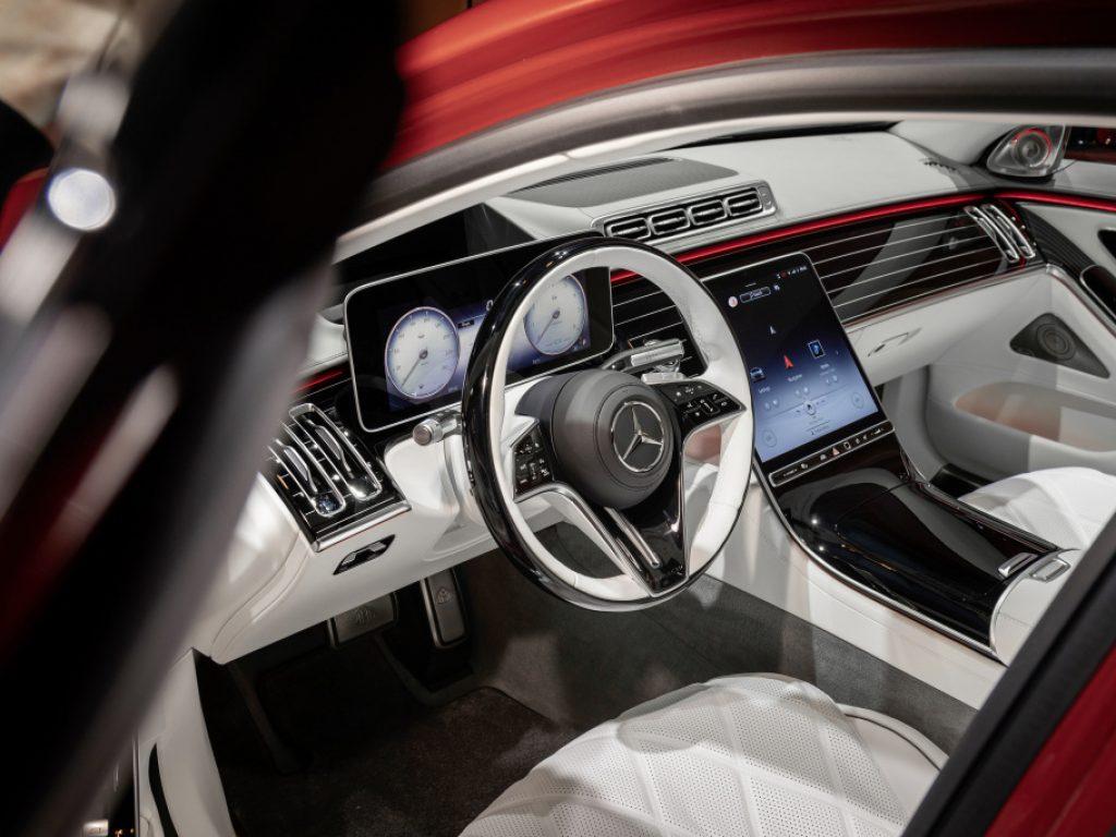 Mercedes-Maybach S-Class 5