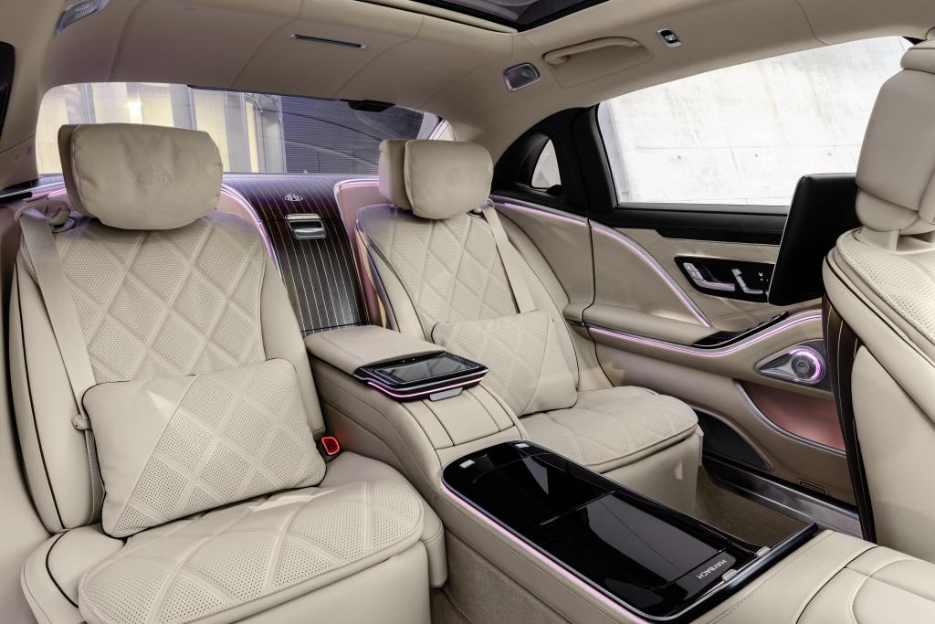 Mercedes-Maybach S-Class 6
