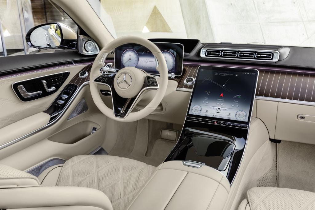 Mercedes-Maybach S-Class 8