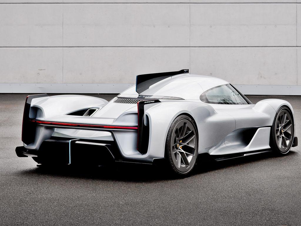 Porsche Unseen 919 Street rear