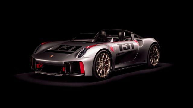 Porsche Unseen Porsche Vision Spyder