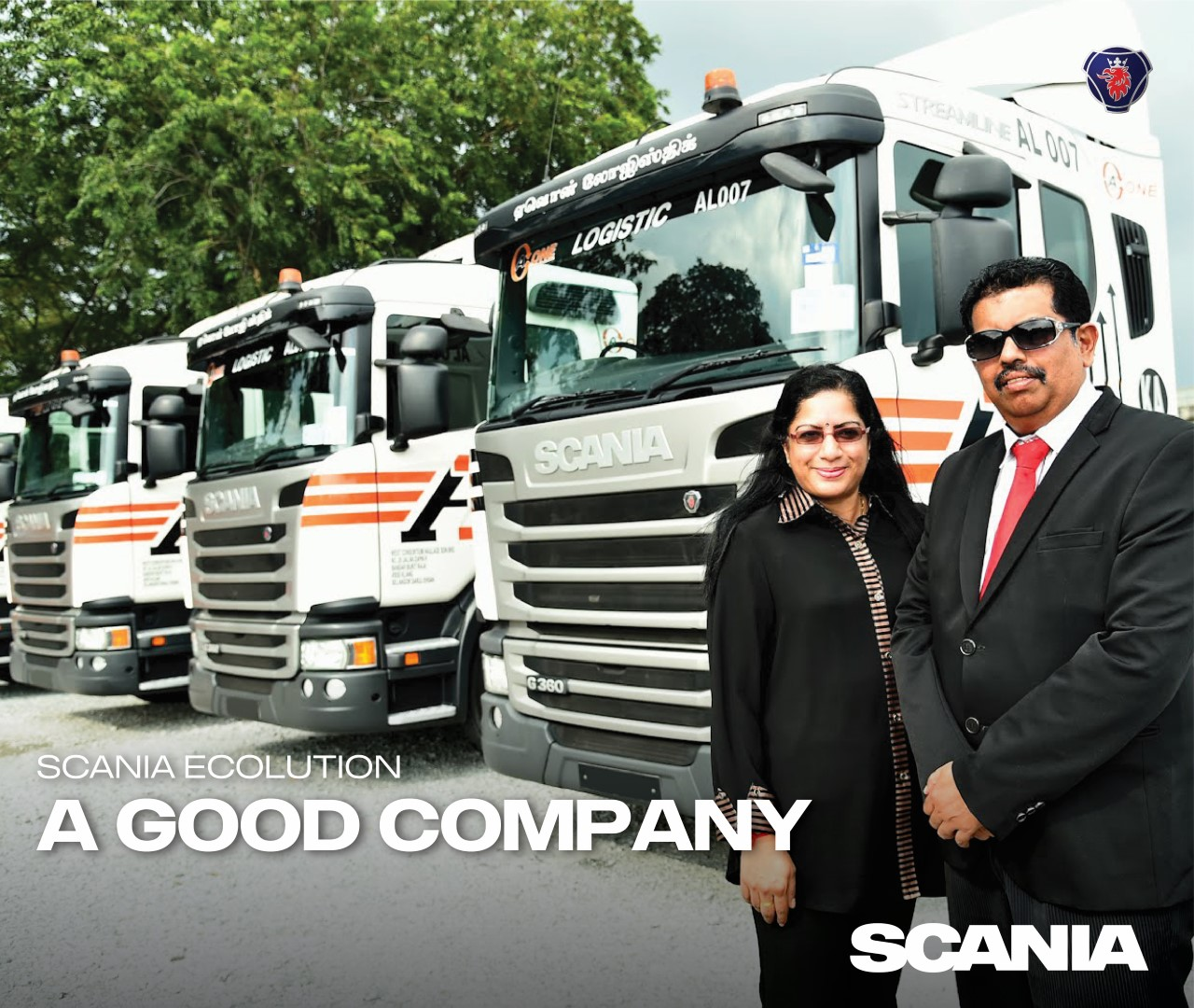 Scania Ecolution Customer Malaysia