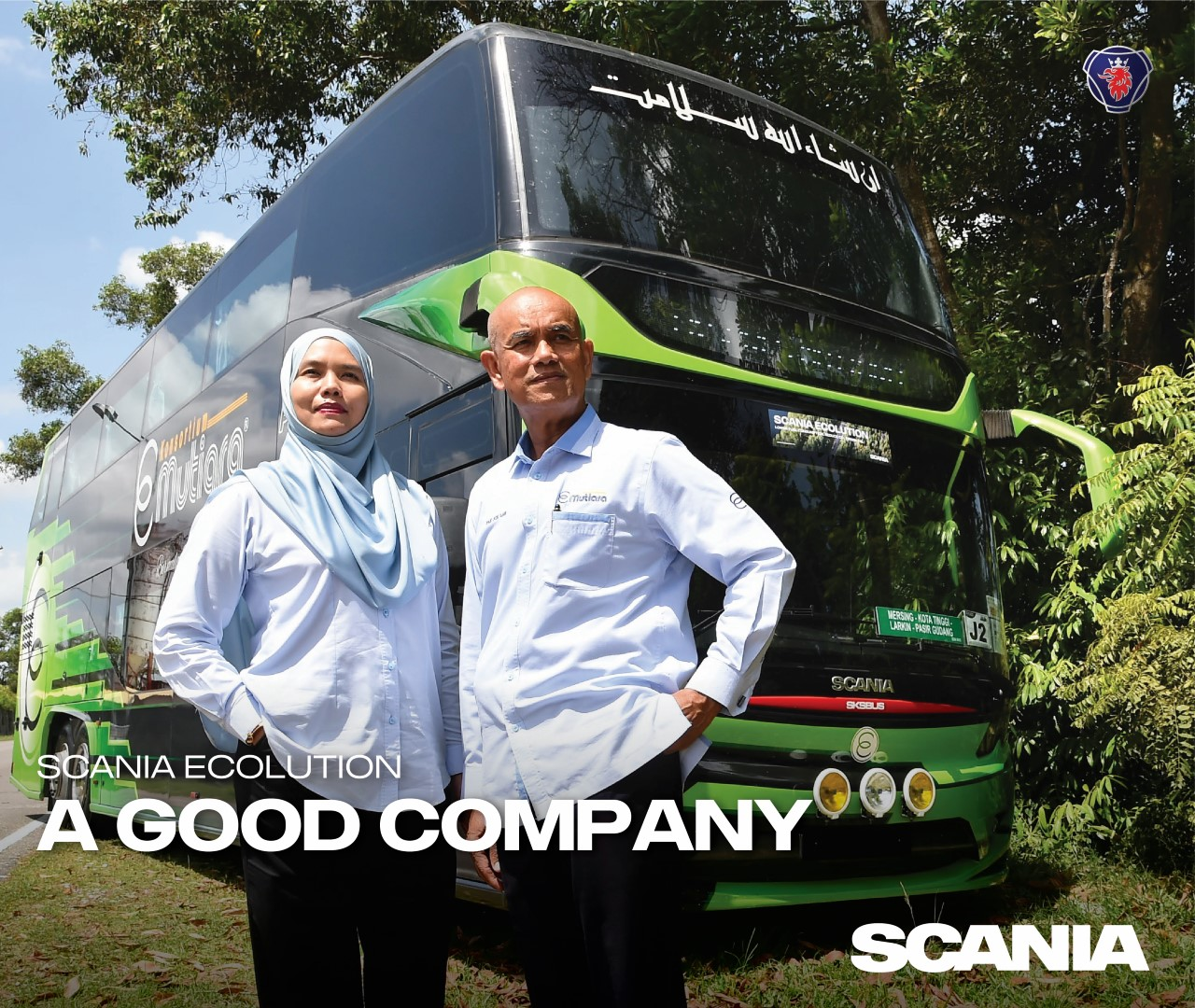 Scania Ecolution Malaysia