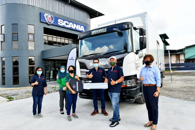 Scania XT Refrigerated
