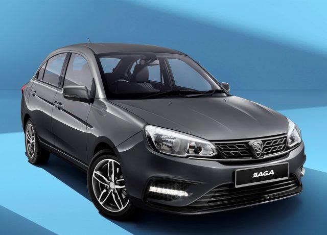 2019 Proton Saga