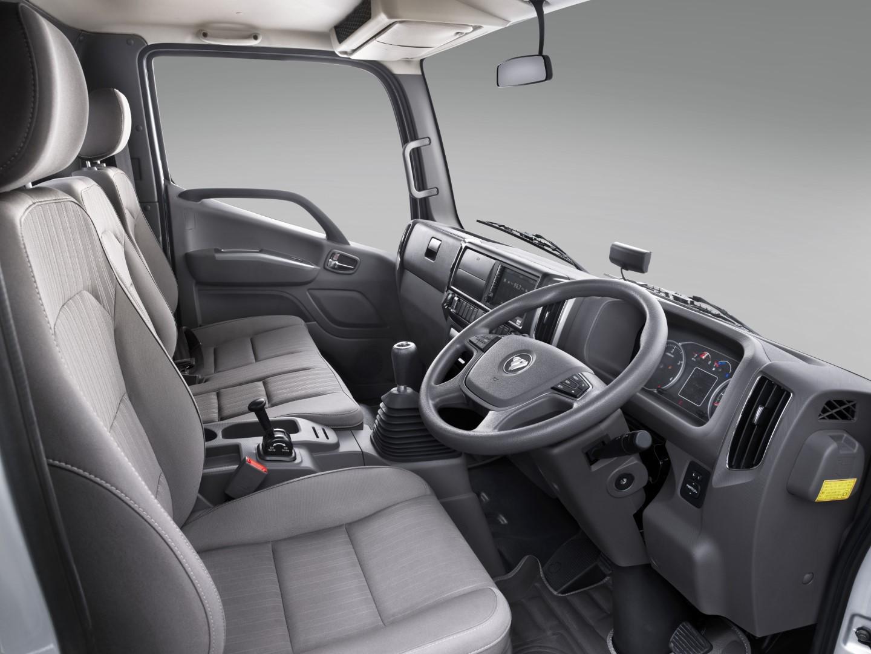 foton aumark s series interior