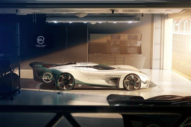 Jaguar GTSV