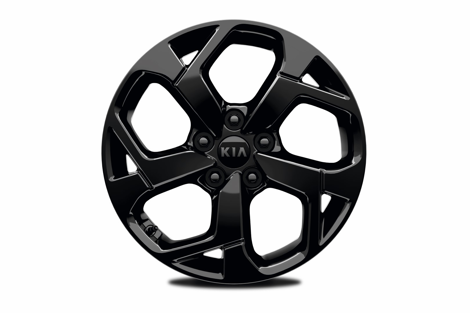 kia sportage jbl black edition rims