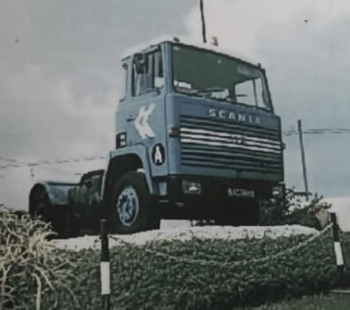 Scania 50 years