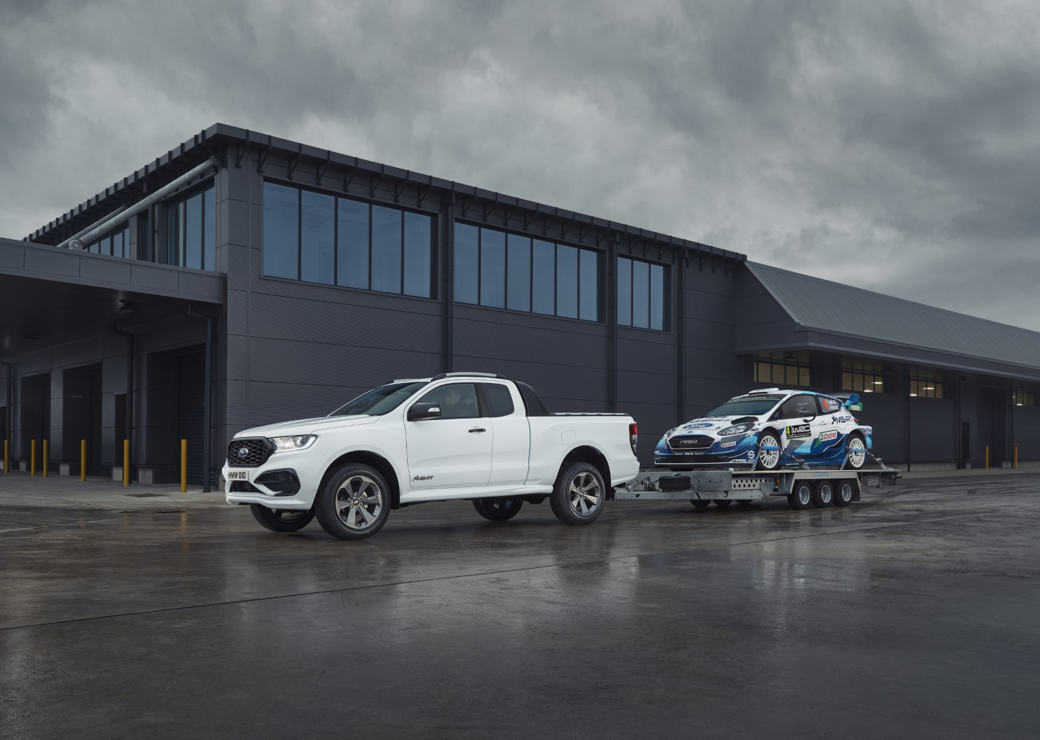 2021 ford ranger ms-rt
