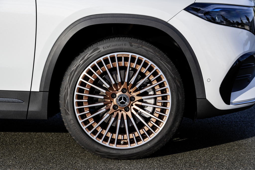 2021 mercedes-benz eqa rims