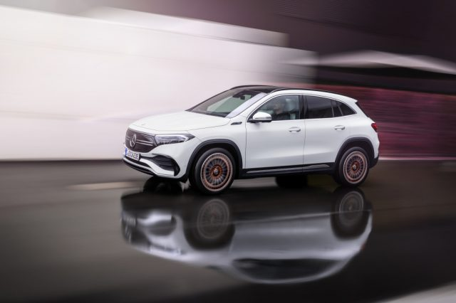 2021 mercedes-benz eqa