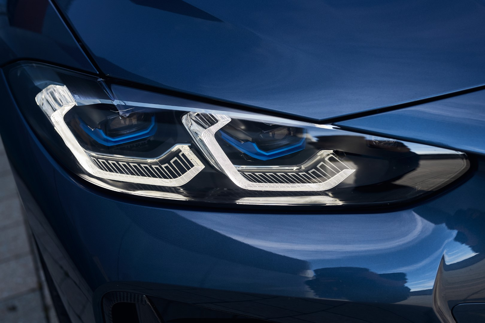 BMW 430i M Sport lights