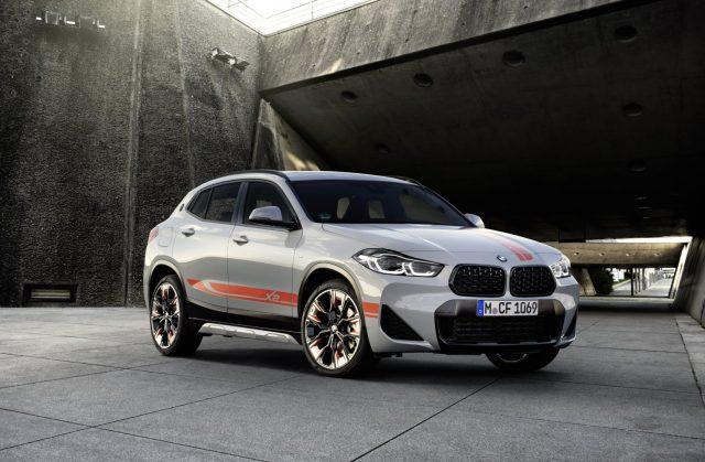 BMW X2 Mesh Edition