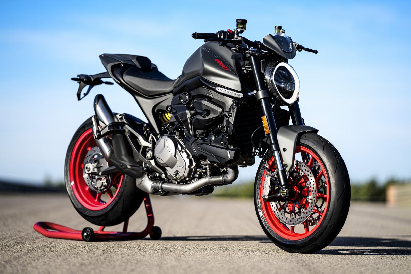 Ducati Monster 350,000
