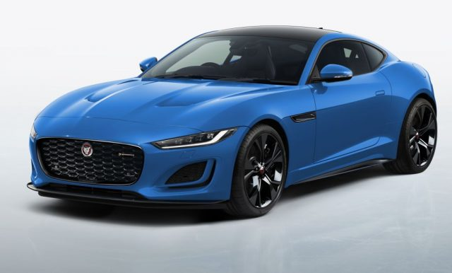 Jaguar F-Type Reims Edition
